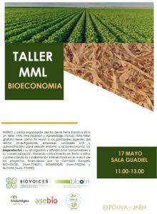 Taller Bioeconomía Expoliva
