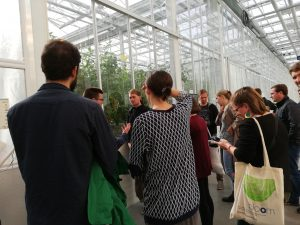 """!!Cancelled!! Gallery Walk """"Pflanzen der Zukunft"""" (Plants of the future) @ Botanischer Garten"""
